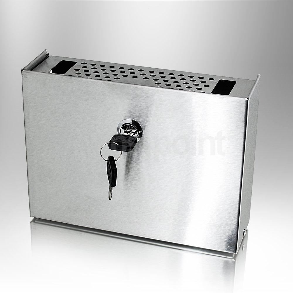 aschenbecher drau en wandaschenbecher au en aschenbecher au enbereich gro neu ebay. Black Bedroom Furniture Sets. Home Design Ideas