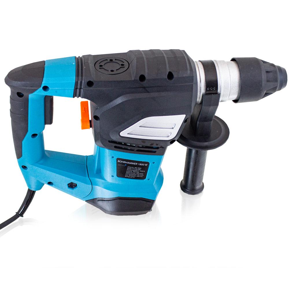 bituxx schlagbohrer bohrhammer 1800w schlagbohrmaschine abbruchhammer sds ebay. Black Bedroom Furniture Sets. Home Design Ideas