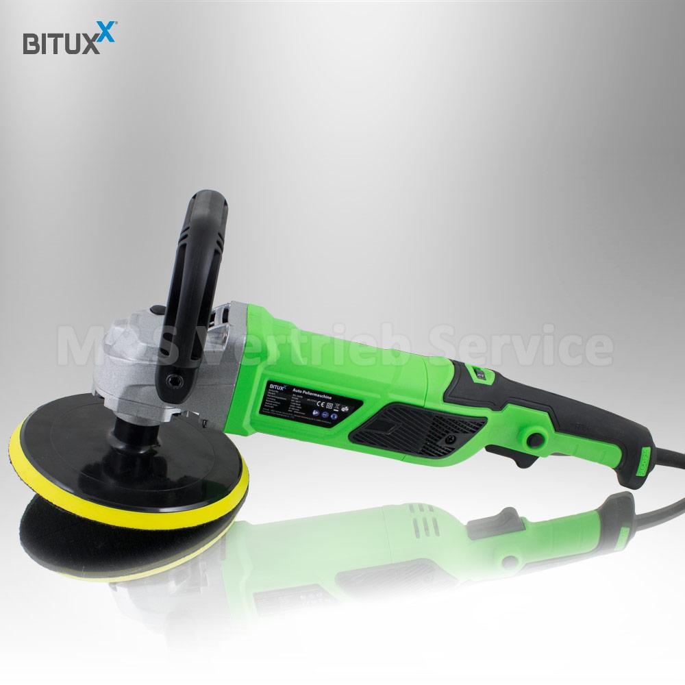 bituxx auto poliermaschine lack autopolierer polierger t. Black Bedroom Furniture Sets. Home Design Ideas