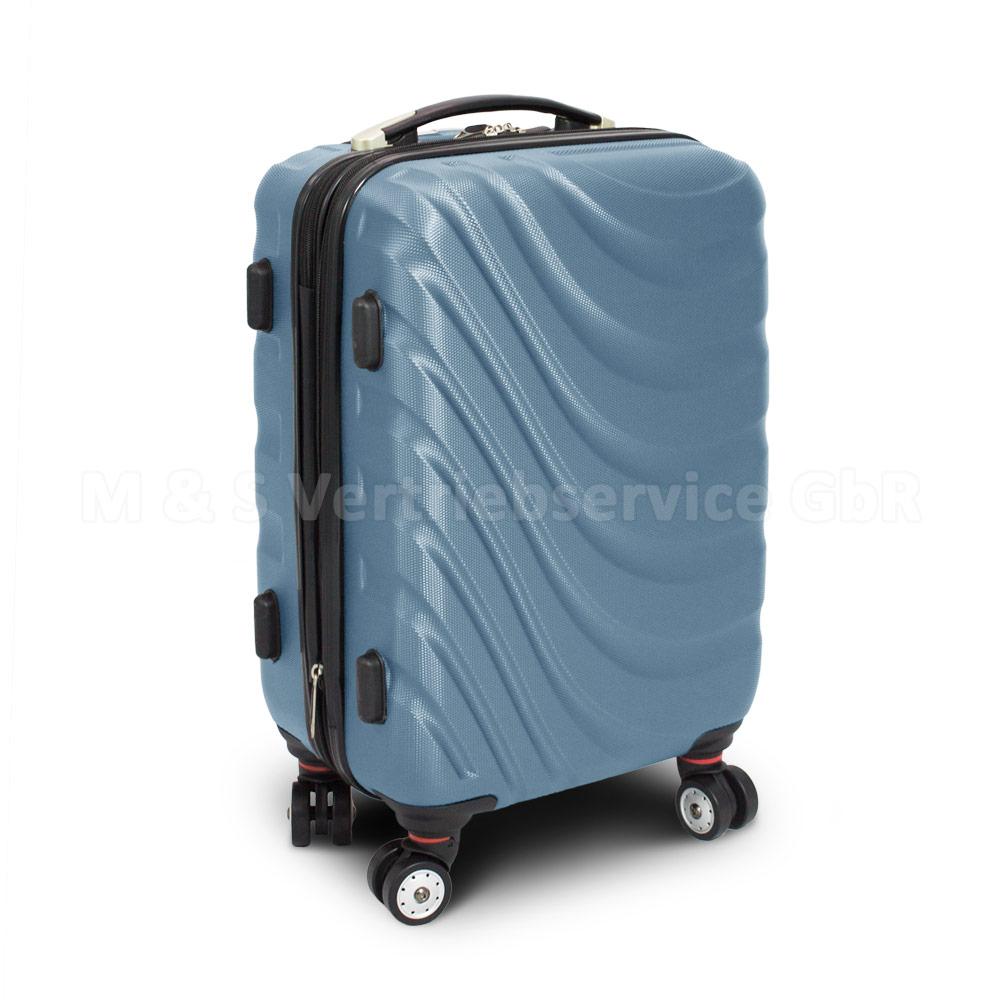 Boardcase-Handgepaeck-Reisetasche-Reisetrolley-Groesse-034-M-034-ABS-Reisekoffer-034-WAVE-034
