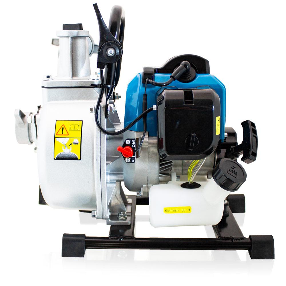 bituxx benzin wasserpumpe 43ccm motorpumpe. Black Bedroom Furniture Sets. Home Design Ideas