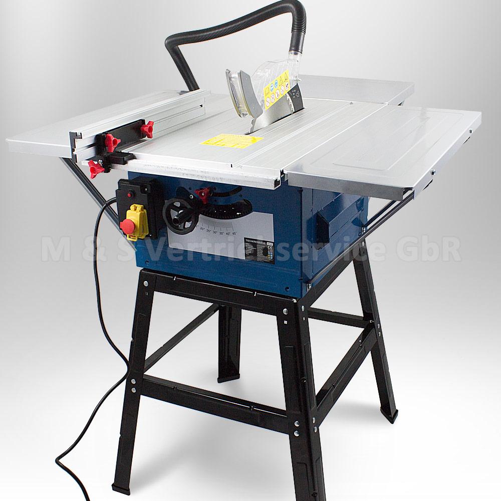 tischkreiss ge tisch kreiss ge heimwerker 1800 watt tischs ge inkl gestell ebay. Black Bedroom Furniture Sets. Home Design Ideas